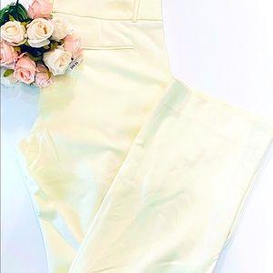 NEW Double Weave Dress Pants Le Chateau size 6 NWT